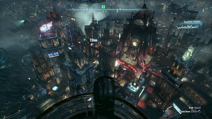 Batman Arkham Knight Gameplay