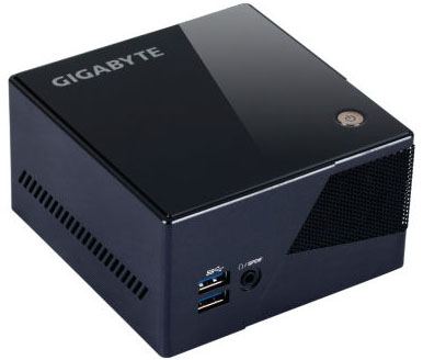 Gigabyte Brix Pro Steam Machine