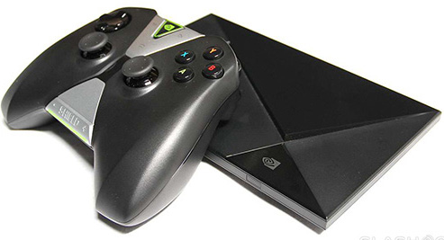 Nvidia Shield and Controller