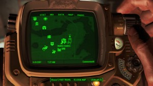 PipBoy Map