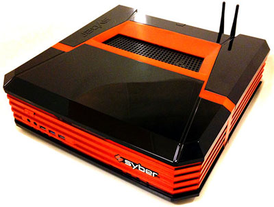 Syber Steam Machine