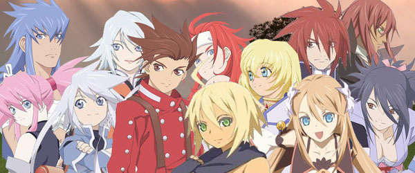 Tales of Symphonia Characters